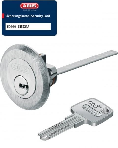 ABUS ECCR690 Aussenzylinder rund D=28 für Kastenschlösser