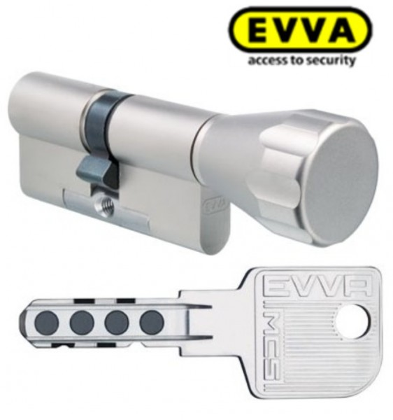 EVVA MCS Magnet-Knaufzylinder - Individual