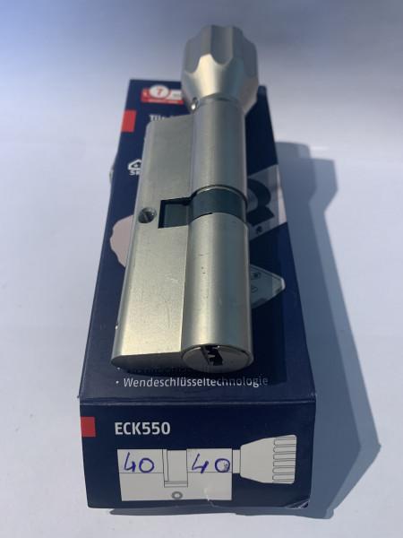 ABUS ECK550 Z40/K40mm mit 6 Schlüssel, #SALE 101