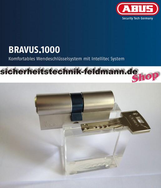 ABUS Bravus1000 Doppelzylinder