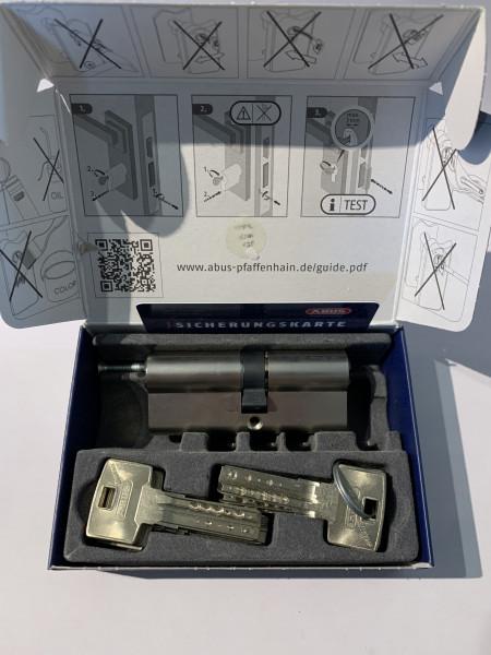 ABUS Bravus2000 35/40mm mit N+G mit 8 Schlüssel #SALE 134