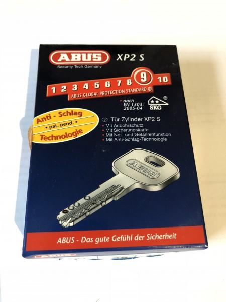 ABUS XP2S 30/45mm mit 6 Schlüssel, Einzelschließend Sale-Copy
