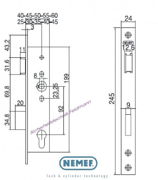 NEMEF 9600/07