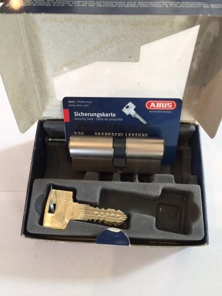 ABUS Integral J6, Länge 30/35mm, VdSB geprüft mit Not-und Gefahrenfunktion und 3 Schlüssel SALE