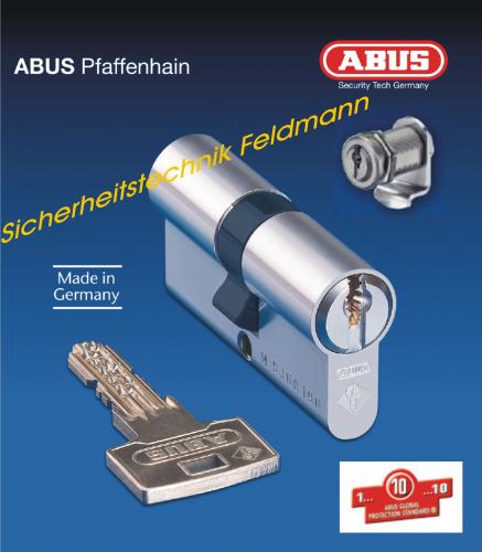 ABUS Integral J6 Hebelzylinder für Briefkästen D=18mm