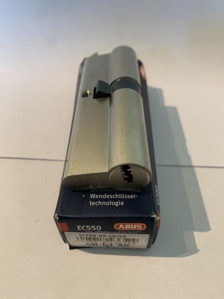 ABUS EC550 40/50mm mit 10 Schlüssel, #SALE 86