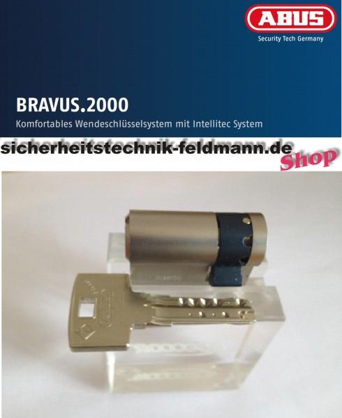 ABUS Bravus2000 Halbzylinder