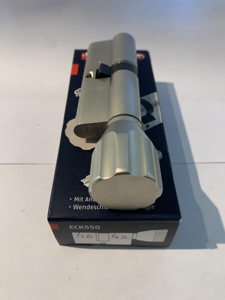 ABUS ECK550 Z40/K40mm mit 6 Schlüssel, #SALE 88
