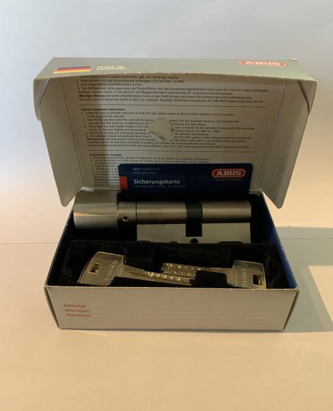 ABUS Bravus3000 35/K35mm mit N+G mit 5 Schlüssel #SALE 81