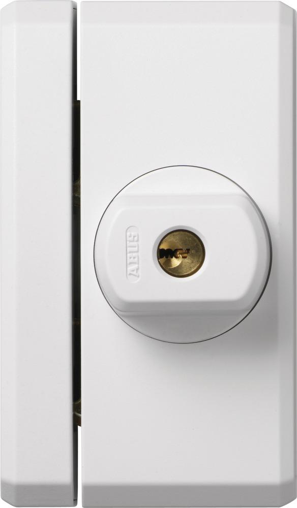 abus fts 96 zusatzschloss mit drehknopf din 18104 1 gepr ft vds anerkannt sicherheitstechnik. Black Bedroom Furniture Sets. Home Design Ideas