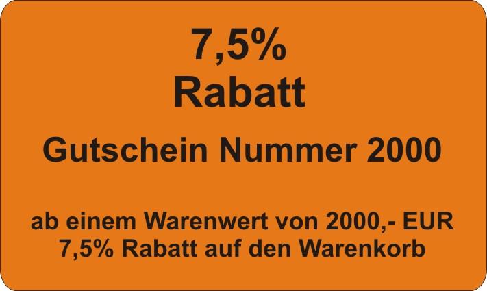 Gutschein-2000