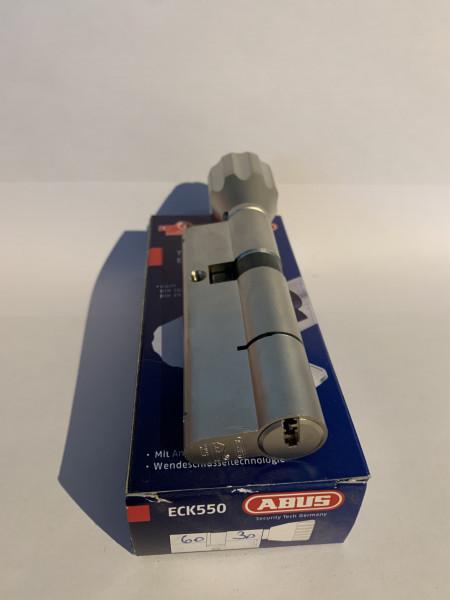 ABUS ECK550 Z60/K30mm mit 5 Schlüssel, #SALE 139