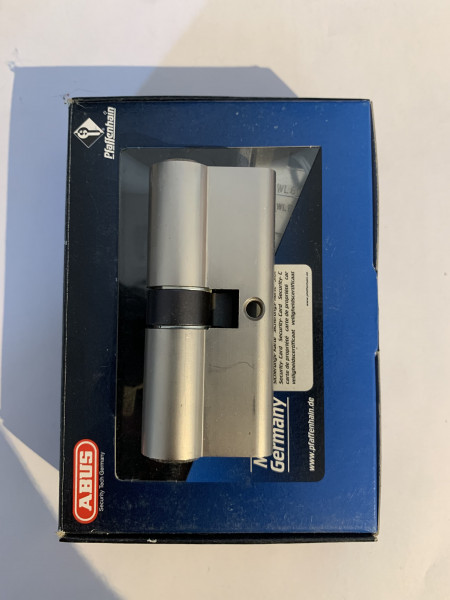 ABUS WavyLine Doppelzylinder 35/35 mit 3 Schlüssel mit N+G #SALE 181