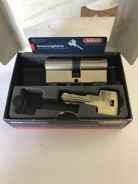 ABUS WavyLine Doppelzylinder 35/35mm mit 5 Schlüssel SALE