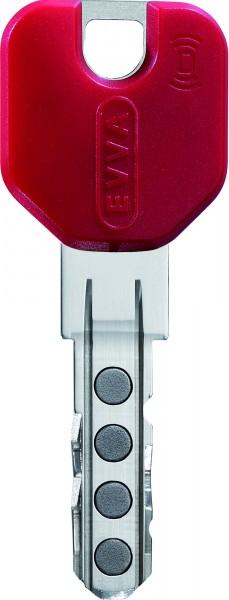 EVVA MCS Mehrschlüssel als Designschlüssel