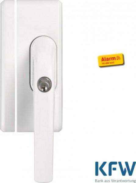 ABUS FO400A Fenstergriff-Schloss mit Alarm DIN 18104-1 geprüft|VdS anerkannt|