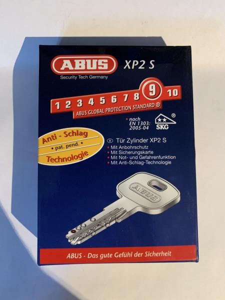 ABUS XP2S 30/55mm mit 8 Schlüssel, Einzelschließend #SALE 47