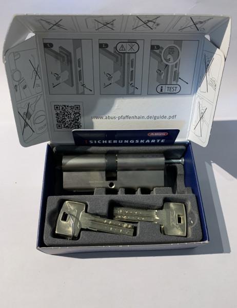 ABUS Bravus2000 40/45mm mit N+G mit 5 Schlüssel #SALE 136