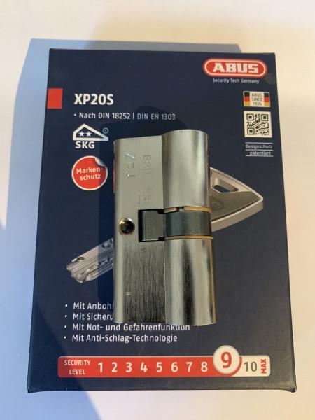 ABUS XP20S 30/30mm mit 5 Schlüssel, #SALE 169