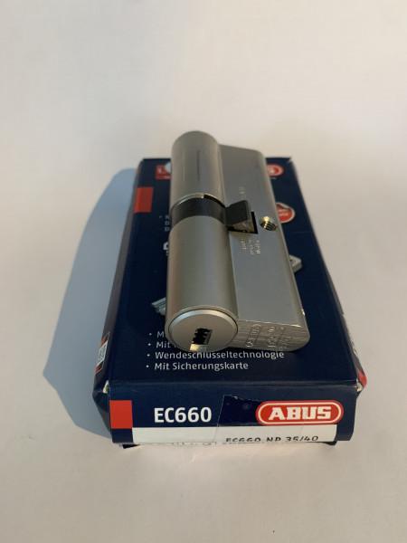 ABUS EC660 35/40mm mit 5 Schlüssel, #SALE 262