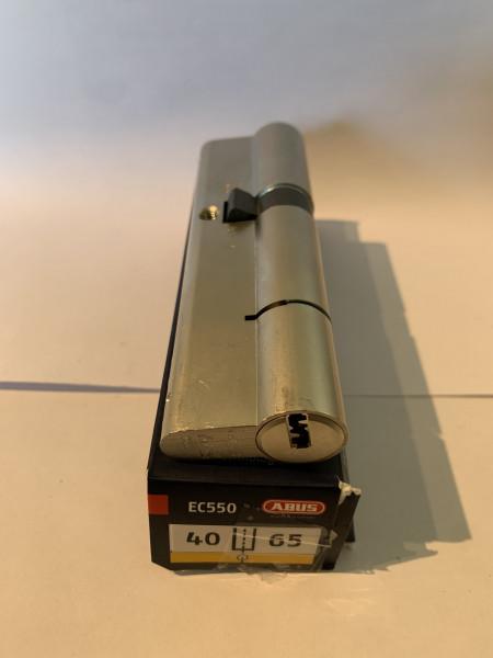 ABUS EC550 40/65mm mit 3 Schlüssel, #SALE 84