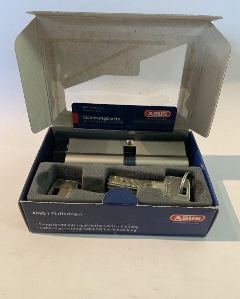 ABUS Bravus2000 45/50mm mit 4 Schlüssel #SALE 80