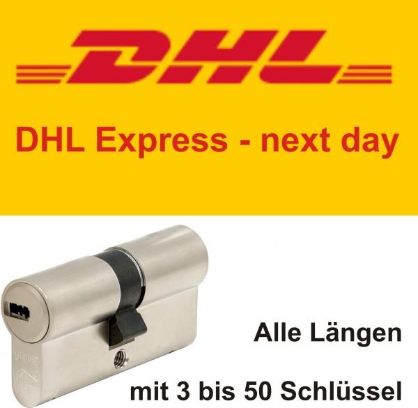 ABUS EC660 Doppelzylinder - DHL-Express next day