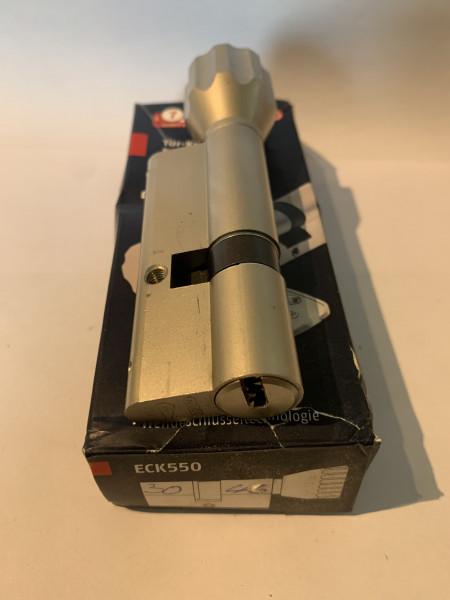 ABUS ECK550 Z30/K45mm mit 10 Schlüssel, #SALE 92