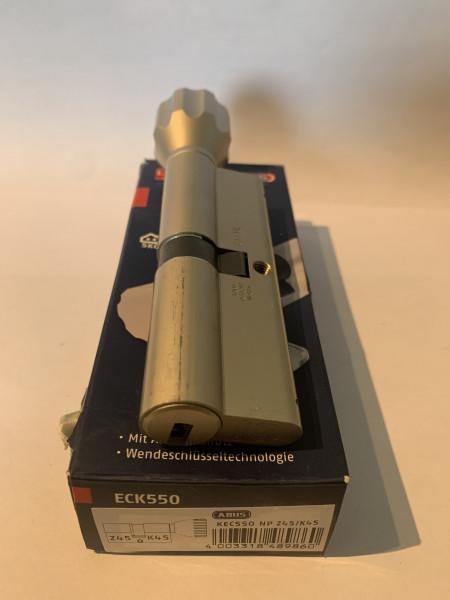 ABUS ECK550 Z45/K45mm mit 6 Schlüssel, #SALE 91