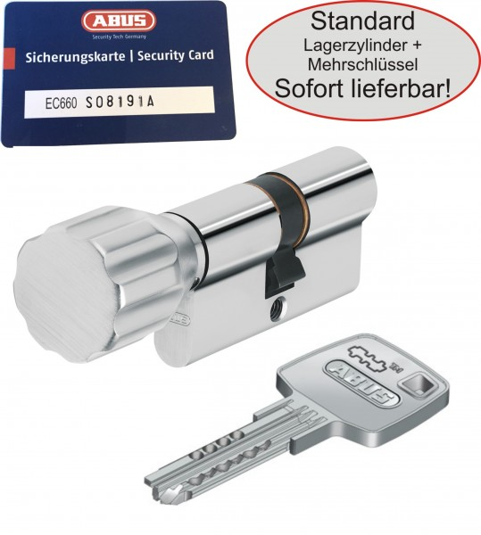 ABUS ECK660 Knaufzylinder - Sofort lieferbar!
