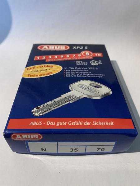 ABUS XP2S 35/70mm mit 3 Schlüssel, Einzelschließend #SALE 13