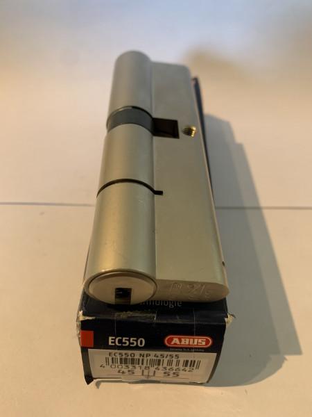 ABUS EC550 45/55mm mit 8 Schlüssel, #SALE 87