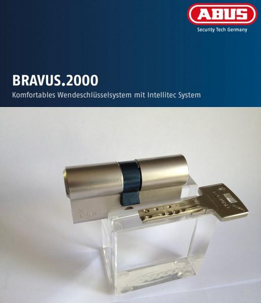 ABUS Bravus2000 Doppelzylinder