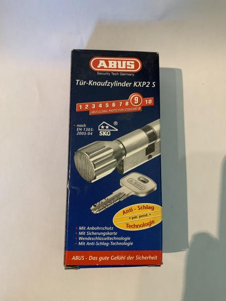 ABUS KXP2S Z35/K50mm mit 3 Schlüssel, Einzelschließend #SALE 57
