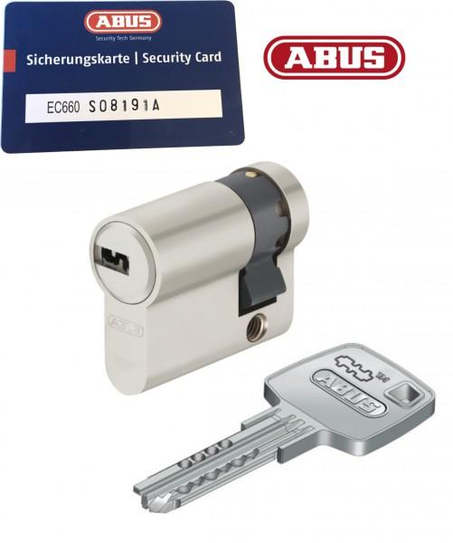 ABUS EC660 Halbzylinder nach Code