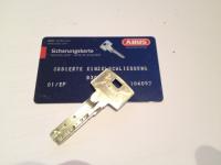 Bravus3000 STF Nachschlüssel nach Code B3