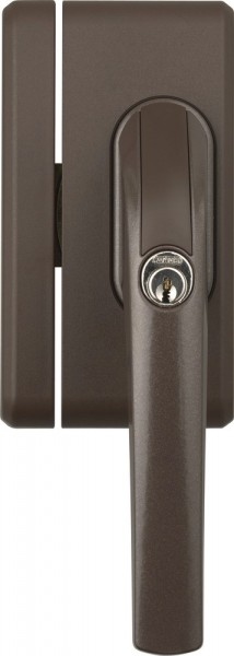 Secvest Funk-Fenstergriffsicherung FO400 E (braun)