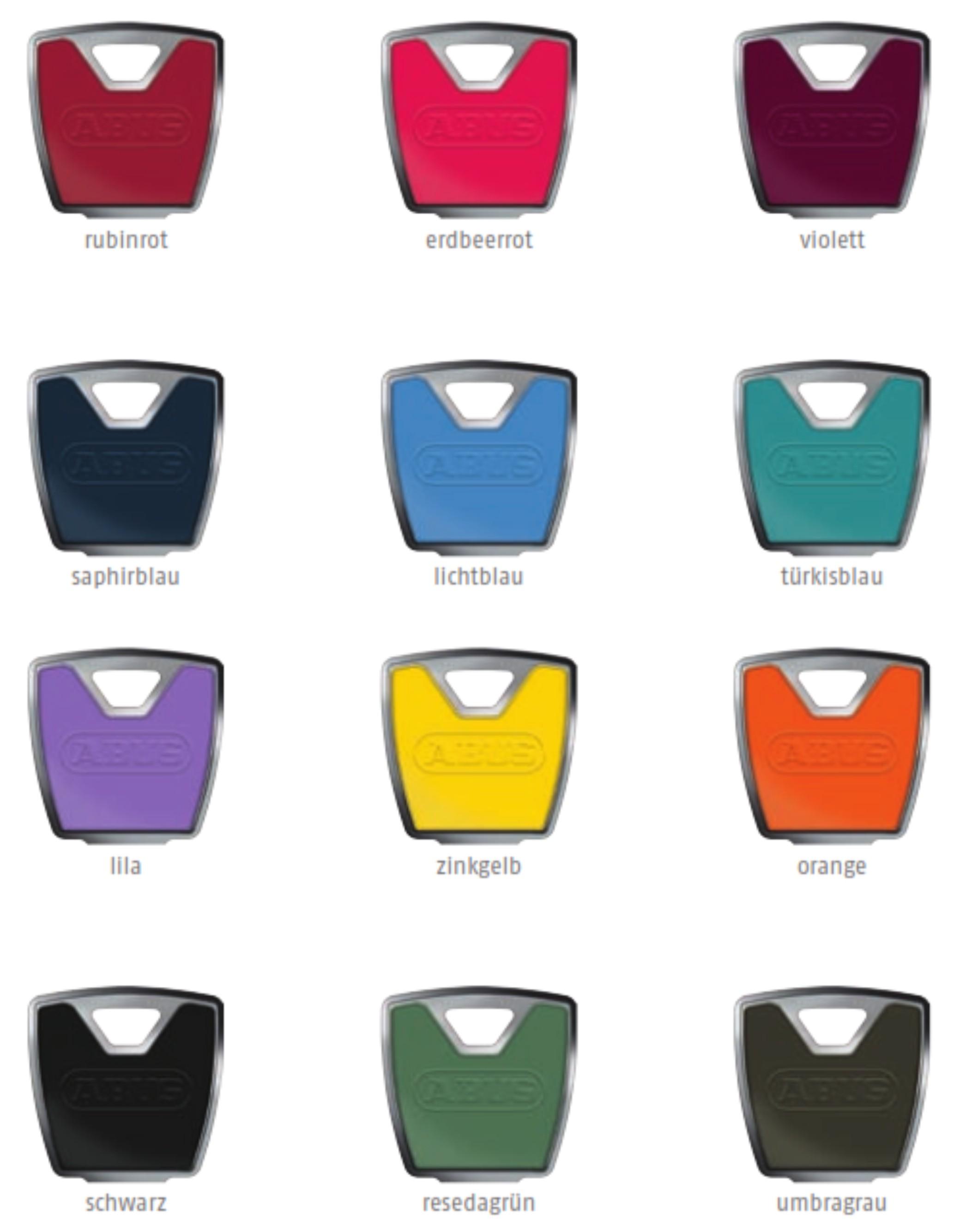 abus design clips f r xp20s schl ssel sicherheitstechnik f r haus b ro g nstig kaufen. Black Bedroom Furniture Sets. Home Design Ideas