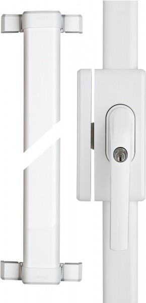 ABUS FOS650A mit Alarm Fenster-3-Fach Verriegelung mit Stangenset