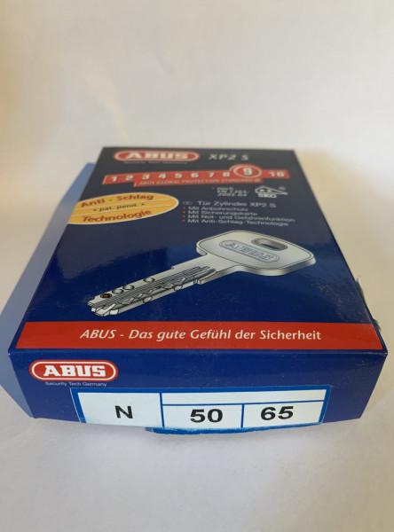 ABUS XP2S 50/65mm mit 3 Schlüssel, Einzelschließend #SALE 66