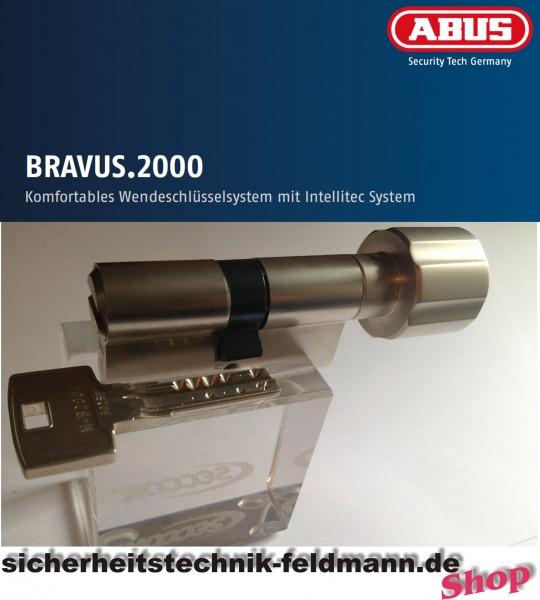 ABUS Bravus2000 Knaufzylinder