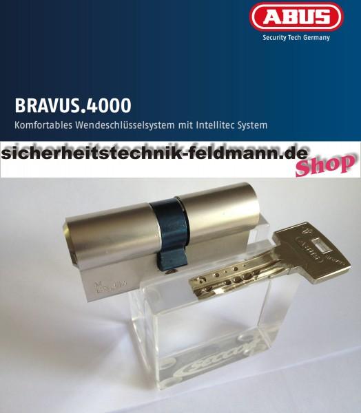 ABUS Bravus4000 Doppelzylinder