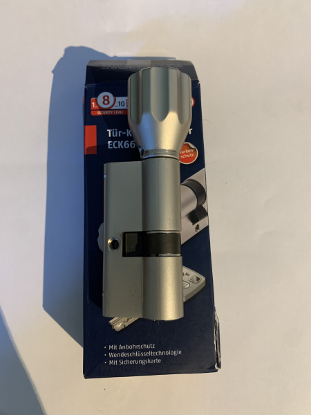 ABUS ECK660 Z28/K34mm mit 6 Schlüssel, #SALE 239