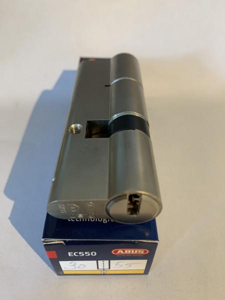 ABUS EC550 30/55mm mit 8 Schlüssel, #SALE 159