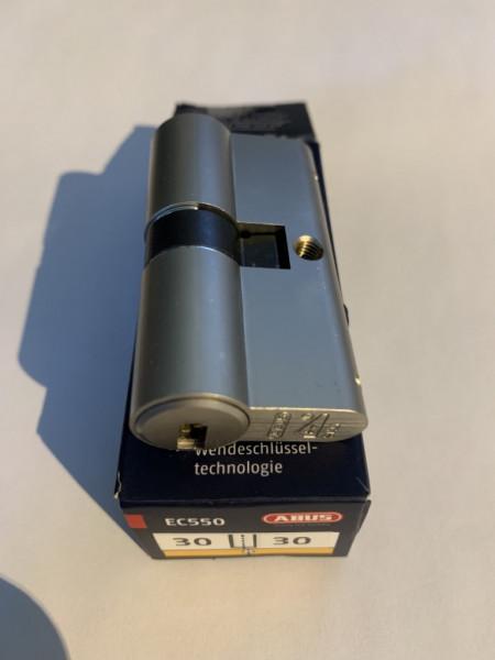 ABUS EC550 30/30mm mit 10 Schlüssel, #SALE 283