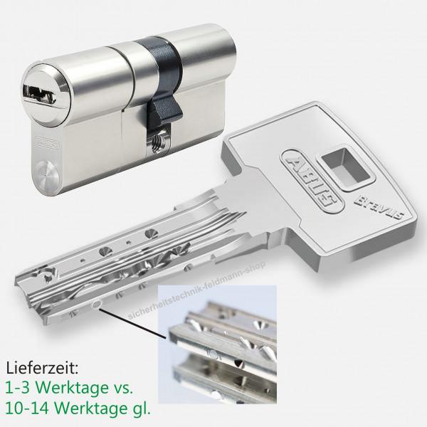 ABUS Bravus 3500 MX Magnet Doppelzylinder SKG***