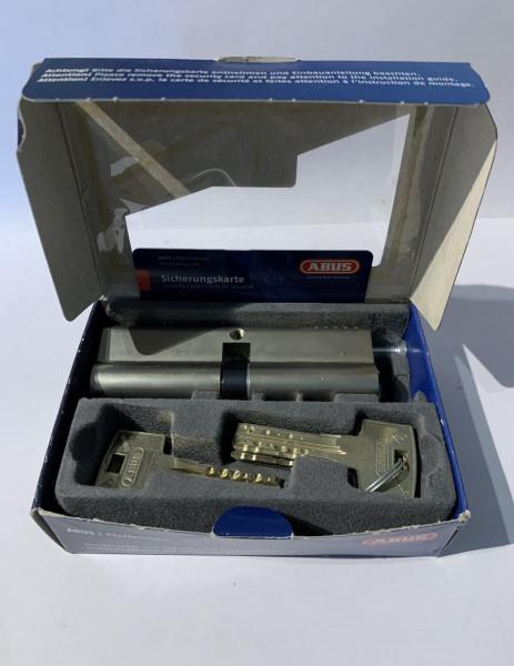 ABUS Bravus4000 50/50mm mit N+G mit 4 Schlüssel #SALE 79