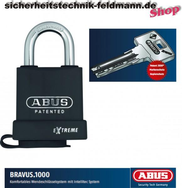ABUS Bravus1000 Vorhängeschloss 83WP/53 Water Protected