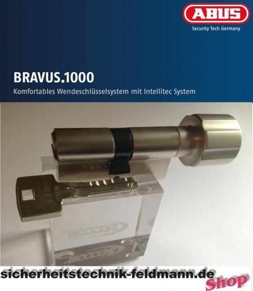 ABUS Bravus1000 Knaufzylinder