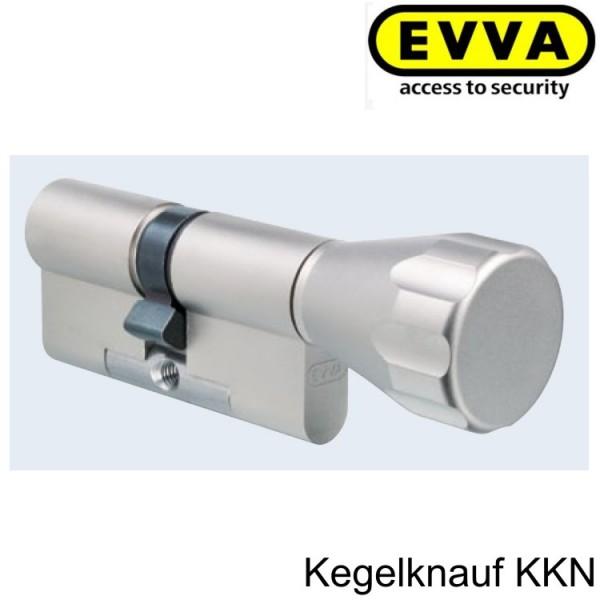 EVVA 3KS Plus Knaufzylinder - Individual